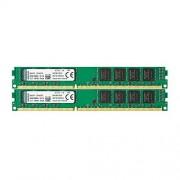 Kingston Technology Kingston KVR16N11K2/16 RAM 16Go 1600MHz DDR3 Non-ECC CL11 DIMM Kit (2x8Go) 240-pin, 1.5V