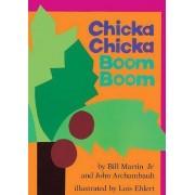 Chicka Chicka Boom Boom by Jr. Bill Martin