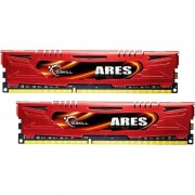 Memorie GSKILL ARES Red 16GB DDR3 1600 MHz CL9 Dual Channel Kit