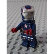 Lego Minifig Super Heroes 084 Iron Patriot A