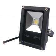 Kit C/10 Peças Refletor LED 10W