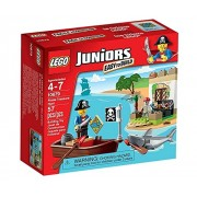 LEGO Juniors - Tesoro del pirata (10679)