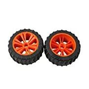 Revell 2-Wheels Monster (Orange)