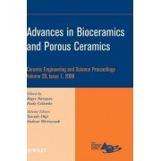 Advances in Bioceramics and Porous Ceramics by Roger Narayan