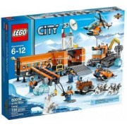 LEGO CITY Tabara de baza arctica 60036