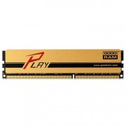DDR4, 8GB, 2666MHz, GoodRam PLAY, CL16 (GY2666D464L16S/8G)