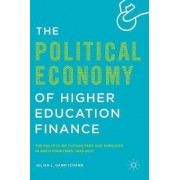 The Political Economy of Higher Education Finance 2016 by Julian L. Garritzmann