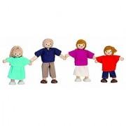 Plan Toy Doll Family - Caucasian