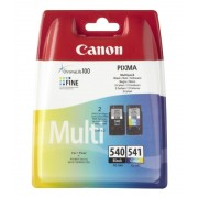 CANON PG-540, Color Multi Pack Inkjet Cartridge (BS5225B006AA)