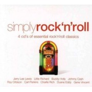 Artisti Diversi - Simply Rock n' roll (0698458241726) (4 CD)