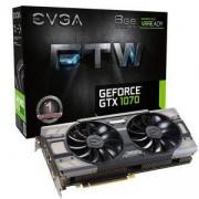 Видеокарта EVGA GeForce GTX 1070 FTW GAMING ACX 3.0 8GB GDDR5 256 bit DVI-D HDMI DisplayPort EVGA-VC-GTX1070-FTW-8GB