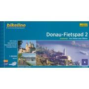 Fietsgids Bikeline Donaufietspad - Donauradweg Passau - Wenen   Esterbauer