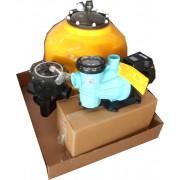 Filtro Infinity 610cm mas bomba para piscinas P75-1