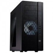 Carcasa Cooler Master N400 Window Midnight Black