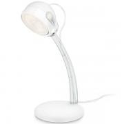 67413/31/16 DYNA table lamp white 1x3W 230V