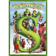 Shrek the Whole Story Quadrilogy [Reino Unido] [DVD]