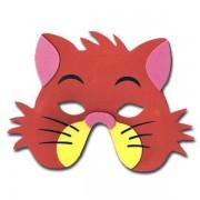 Cat Childrens Foam Animal Mask