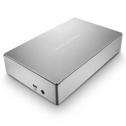 Hard disk extern Lacie Porsche Design Desktop Drive 4TB 3.5 inch USB 3.1