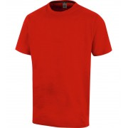 Modyf Tee-shirt De Travail Job+ Würth Modyf Rouge