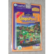 Leaps Pond: The Great Outdoors! Book #4 (LeapPad Interactive Book and Cartridge in Plastic Case))