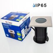 Uplight embutido chão para lâmpada GU10 estanque IP65 s