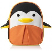 Skip Hop Zoo Lunchie Insulated Lunch Bag, Penguin