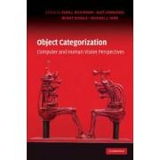 Object Categorization by Sven J. Dickinson