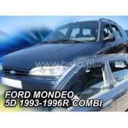 Deflektory komplet 4 ks pre FORD Mondeo , 1993-1996
