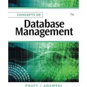 Concepts of Database Management by Joseph J. Adamski