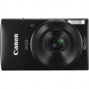 Camara Canon Ixus 182 Essentials Kit Bk 8gb Digital + Funda Piel