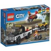 Lego ATV Race Team 60148 Multi Color