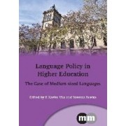 Language Policy in Higher Education by F. Xavier Vila