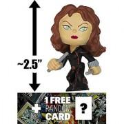 Black Widow: ~2.5 Avengers - Age of Ultron x Funko Mystery Minis Vinyl Mini-Bobble Head Figure Series + 1 FREE Official