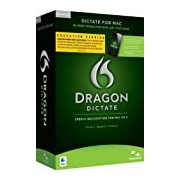 Nuance Communications, Inc. - Dragon Dictate 2.5, Education Online Validation Program License (Mac) [Versione inglese]