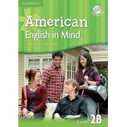American English in Mind Level 2 Combo B with DVD-ROM by Herbert Puchta