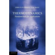 Thermodynamics by J. P. O'Connell