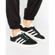 Adidas Кожаные кроссовки adidas GAZELLE - Черный