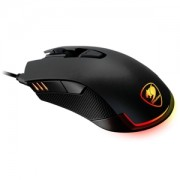 Mouse gaming Cougar Revenger, senzor optic PixArt PMW 3360, iluminare RGB LED