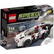 Конструктор Лего Спийд Шампиони - Audi R18 E-tron Quattro - LEGO Speed Champions, 75872