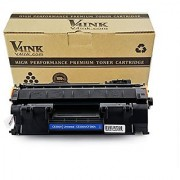 V4INK Compatible Replacement for 05A CE505A Toner Cartridge - Black for use in HP LaserJet P2035 P2035n P2055dn series