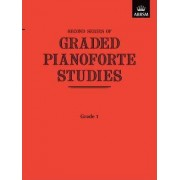 Graded Pianoforte Studies, Second Series, Grade 1 by ABRSM