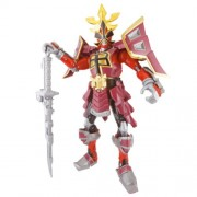 Power Rangers Samurai 31540 - Megafigura Ranger Shogun (Bandai)