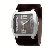 EOS New York CAPONE WIDE Watch Chocolate 31LB