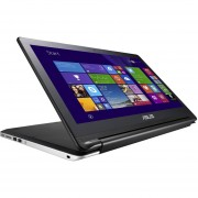 "ASUS Transformer Book Flip Tablet PC - Intel Core i7-5500U 2.40GHz, 8GB DDR3L Memory, 1TB HDD, 15.6"" Touchscreen, Windows 8.1 64-bit - TP500LA-DS71T"