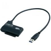 USB 3.0 adapter SATA fekete AU0013 (673168)