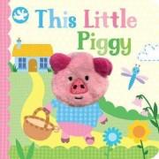 Little Learners This Little Piggy by Parragon Books Ltd
