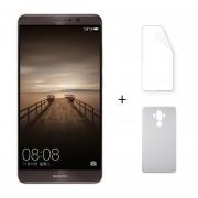 Huawei Mate 9 4 + 64GB Android 7.0 Dual Sim 5.9 '' Cámara Dual 20.0 + 12.0MP Mocha Oro + Protector De Pantalla + Estuche