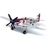 Easy Model 1:72 - P-51d Mustang Iv - 359fs, 356fg, 8af Anglia 1945 - Em36304
