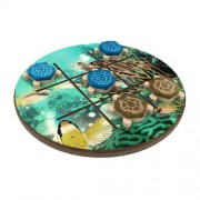 Wwf Turtle Tic-Tac-Toe - Un producto verde Vida Silvestre