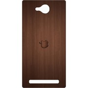 Lava A79 Printed Back Case Cover by BuyFeb